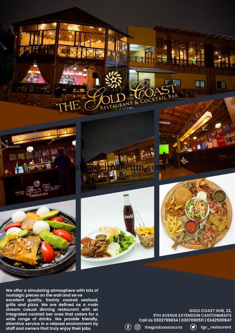Gold Coast Restaurant