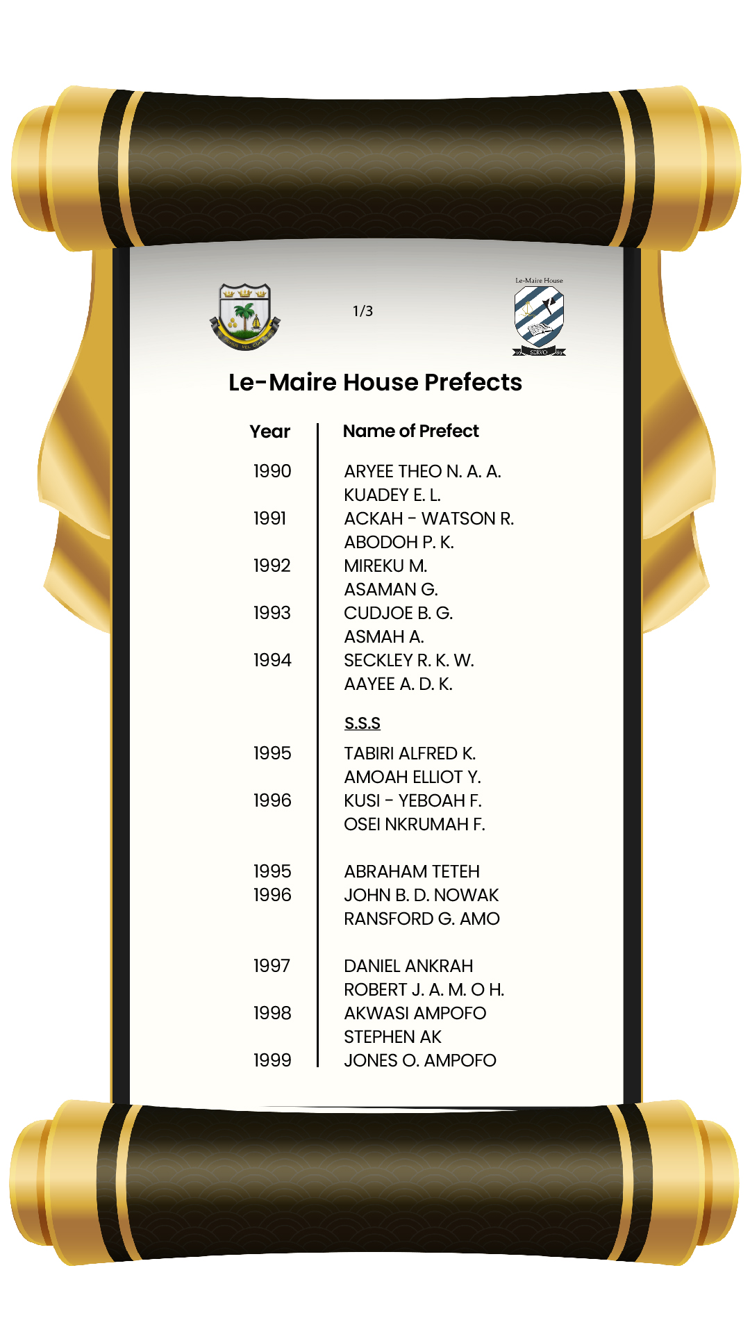 House Prefects-13