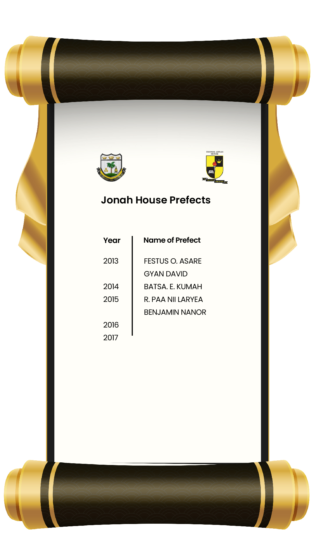 House Prefects-16