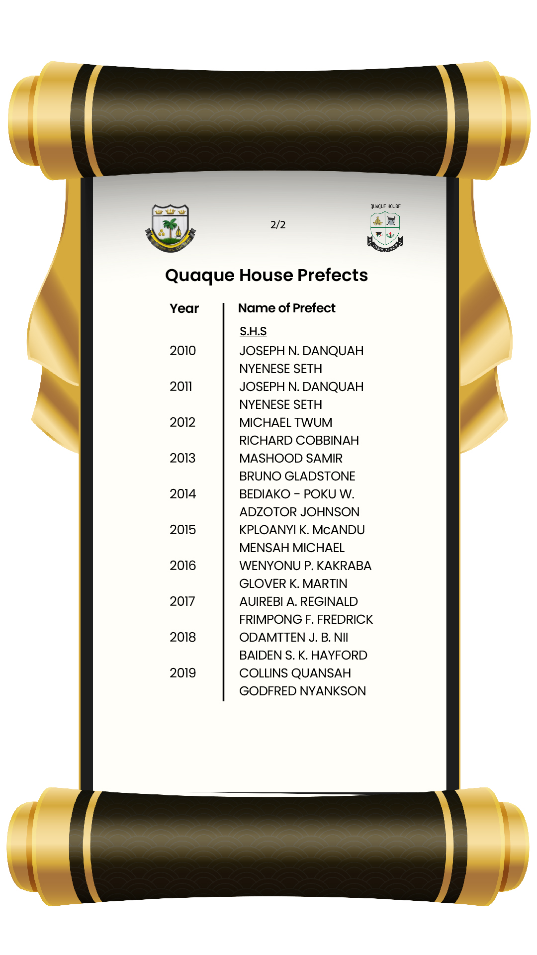 House Prefects-18